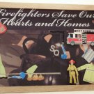 Fire Fighter Picture/Photo Frame 7194