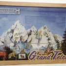 Grand Tetons  Picture/Photo Frame 11-362