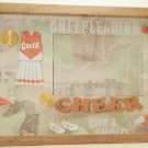 Cheerleader-Orange Picture/Photo Frame 10-633