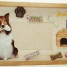 Collie Picture/Photo Frame 23-002