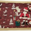 Santa Picture/Photo Frame 5033