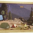 Camping Picture/Photo Frame 8188