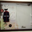 Marines Military Wedding 5x7 Picture/Photo Frame 26-005