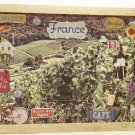 France Picture/Photo Frame 11-579