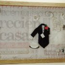 Spanish Wedding 4x6 Picture/Photo Frame 26-006
