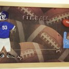 Blue Football Uniform Picture/Photo Frame 29-004