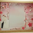 Cherry Blossom Wedding 5x7 Picture/Photo Frame 26-016