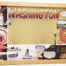 Washington Picture/Photo Frame 31-030