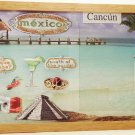 Cancun Mexico Picture/Photo Frame 11-349