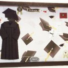 Graduation Black Picture/Photo Frame 2156