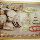 Wedding 5x7 Picture/Photo Frame 26-035