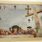 Last Supper Picture/Photo Frame 24-003