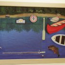 Lake Picture/Photo Frame 8203