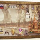 Russia Picture/Photo Frame 11-606