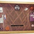 Sacramento Pro Basketball Picture/Photo Frame  28-001