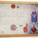 Detroit Pro Basketball Picture/Photo Frame  28-006
