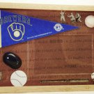 Milwaukee Pro Baseball Picture/Photo Frame 27-000