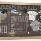 Colorado Pro Baseball Picture/Photo Frame 10-187