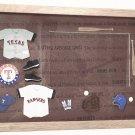 Texas Pro Baseball Picture/Photo Frame 10-182