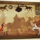 Horses Picture/Photo Frame 9272