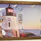 Lighthouse Picture/Photo Frame 8231