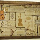 Classical Music Picture/Photo Frame 3499