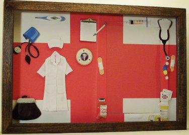 Nurse Picture/Photo Frame 7250