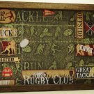 Rugby Picture/Photo Frame 10-681