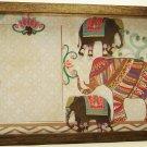 Elephants Picture/Photo Frame 9278
