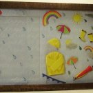 Weather Picture/Photo Frame 3037