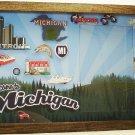 Michigan Picture/Photo Frame 31-111