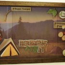 Camping Picture/Photo Frame 8245