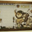 Cartoon Character Picture Frame - Wild Things 50-007
