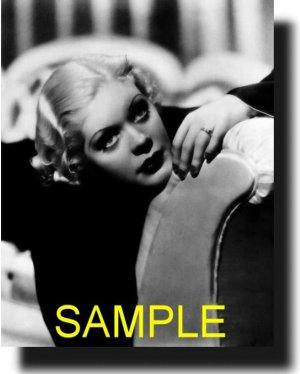 16X20 ALICE FAYE 1936 RARE VINTAGE PHOTO PRINT
