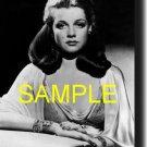 16X20 ANN SHERIDAN 1939 RARE VINTAGE PHOTO PRINT