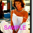 16X20 JACQUELINE BISSETRARE COLOR VINTAGE PHOTO PRINT
