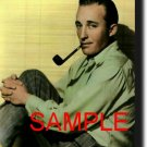 16X20 BING CROSBY  RARE COLOR VINTAGE PHOTO PRINT