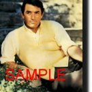 16X20 GREGORY PECK RARE COLOR VINTAGE PHOTO PRINT