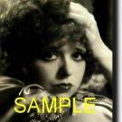 8X10 CLARA BOW 1920s RARE VINTAGE PHOTO PRINT