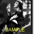 8X10 CLAUDETTE COLBERT 1938 RARE VINTAGE PHOTO PRINT