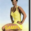 8X10 ESTHER WILLIAMS RARE COLOR VINTAGE PHOTO PRINT