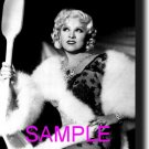 8X10 MAE WEST RARE VINTAGE PHOTO PRINT