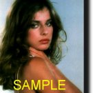 8X10 NASTASSJA KINSKI RARE COLOR VINTAGE PHOTO PRINT