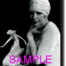 8X10 OLGA BACLANOVA 1927 RARE VINTAGE PHOTO PRINT