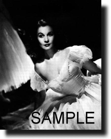 8X10 VIVEN LEIGH 2 1940 RARE VINTAGE PHOTO PRINT