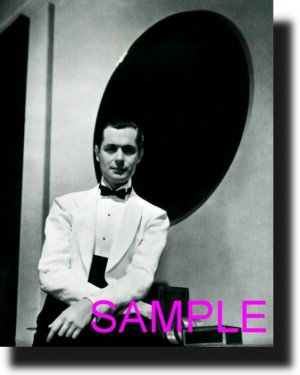 8X10 ROBERT MONTGOMERY 1932 RARE VINTAGE PHOTO PRINT