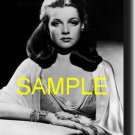 16X20 ANN SHERIDAN 1939 GICLEE CANVAS PHOTO PRINT