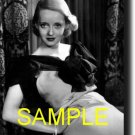 16X20 BETTE DAVIS GICLEE CANVAS PHOTO PRINT