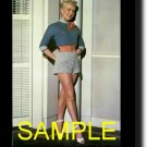 16X20 BETTY GRABLE 2 COLOR GICLEE CANVAS PHOTO PRINT