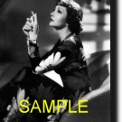 16X20 CLAUDETTE COLBERT 1938 GICLEE CANVAS PHOTO PRINT